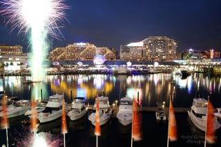 Darling Harbour Feuerwerk II