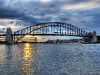 Sydney Harbour Bridge Sunset 1