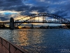 Sydney Harbour Bridge Sunset 2