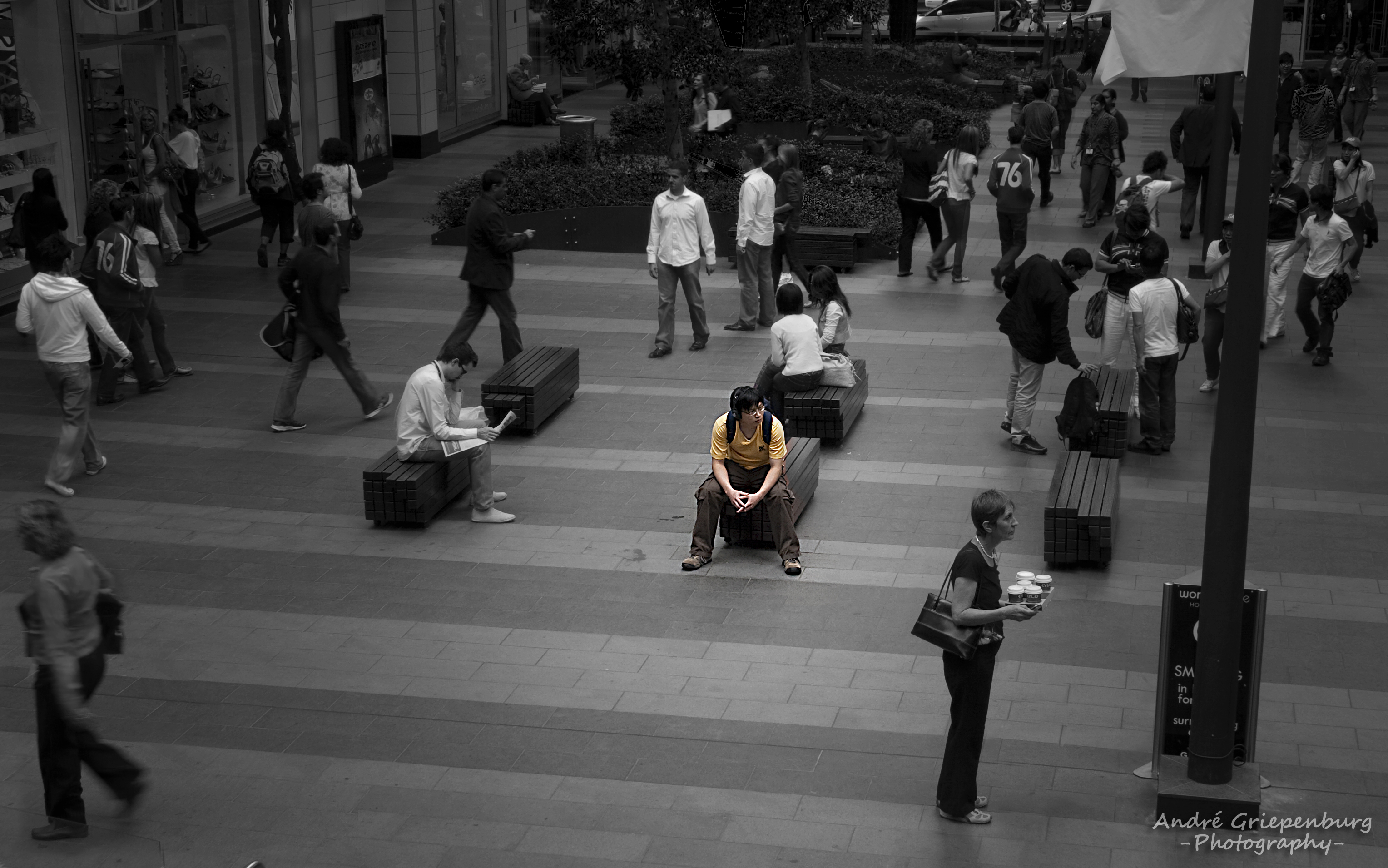 Lonely in the City (2)